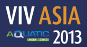 Leveking attend VIV Asia 2013!